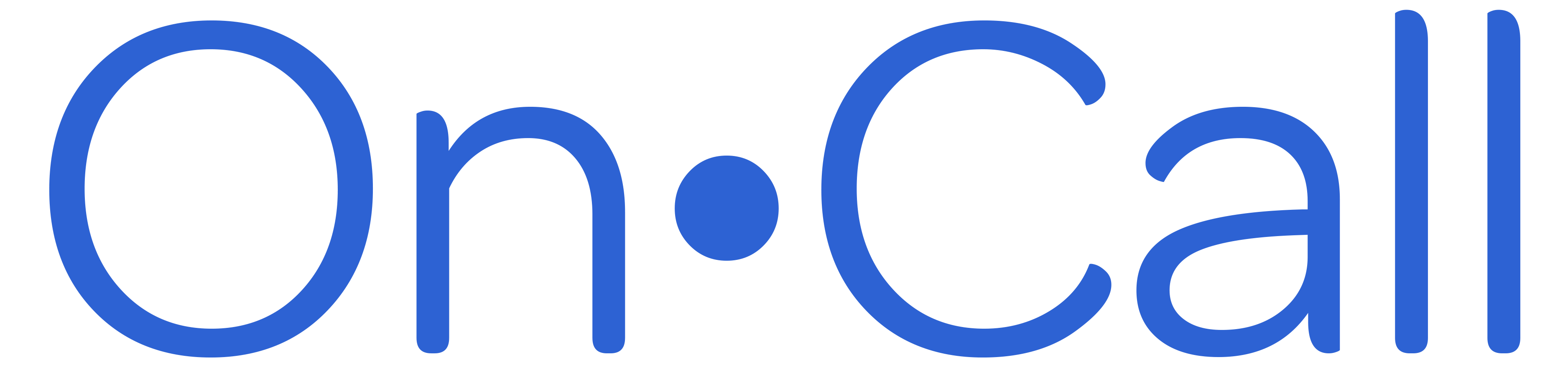 On Call Logo